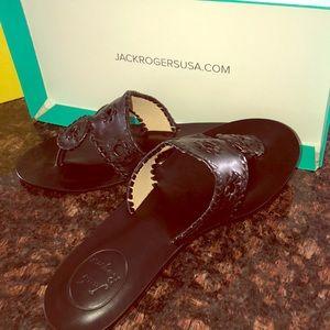 Jack Rogers Demi Wedge Sandals